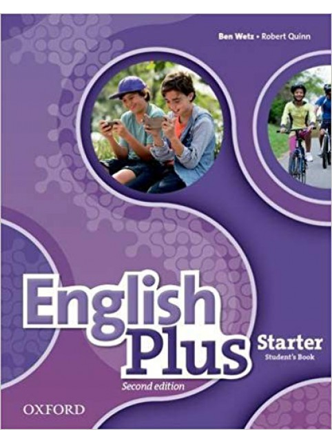 English Plus (2nd Edition) Starter Students Book